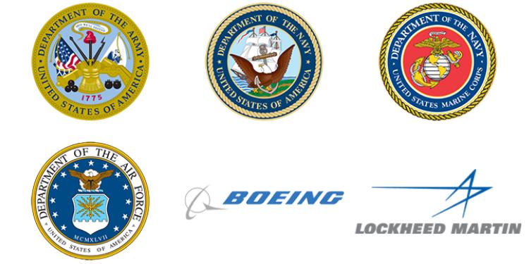 Aircraft Partner Logos