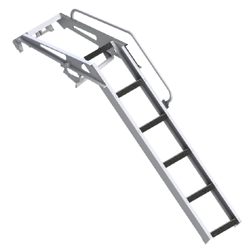 Stepladder For Aircraft Maintenance