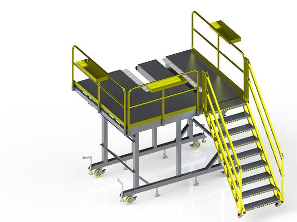 Portable Working Platform
