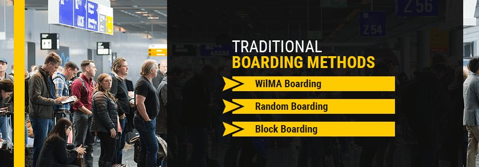 Traditional Boarding Methods