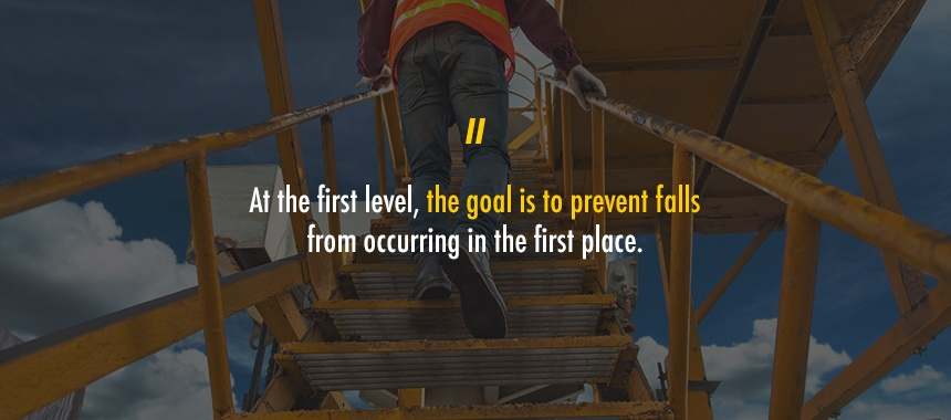 What Are the Types of Fall Protection?