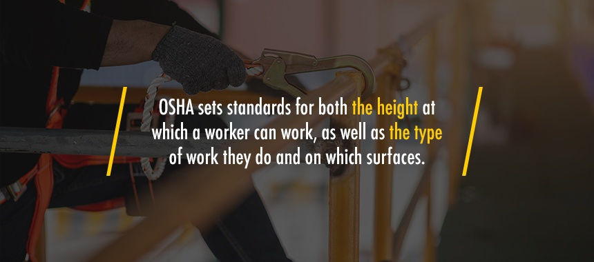What Is the OSHA Standard for Fall Protection?