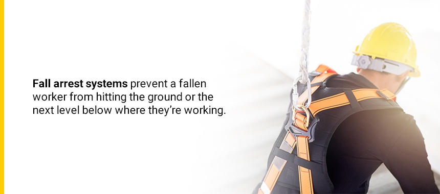 What Is a Personal Fall Arrest System?