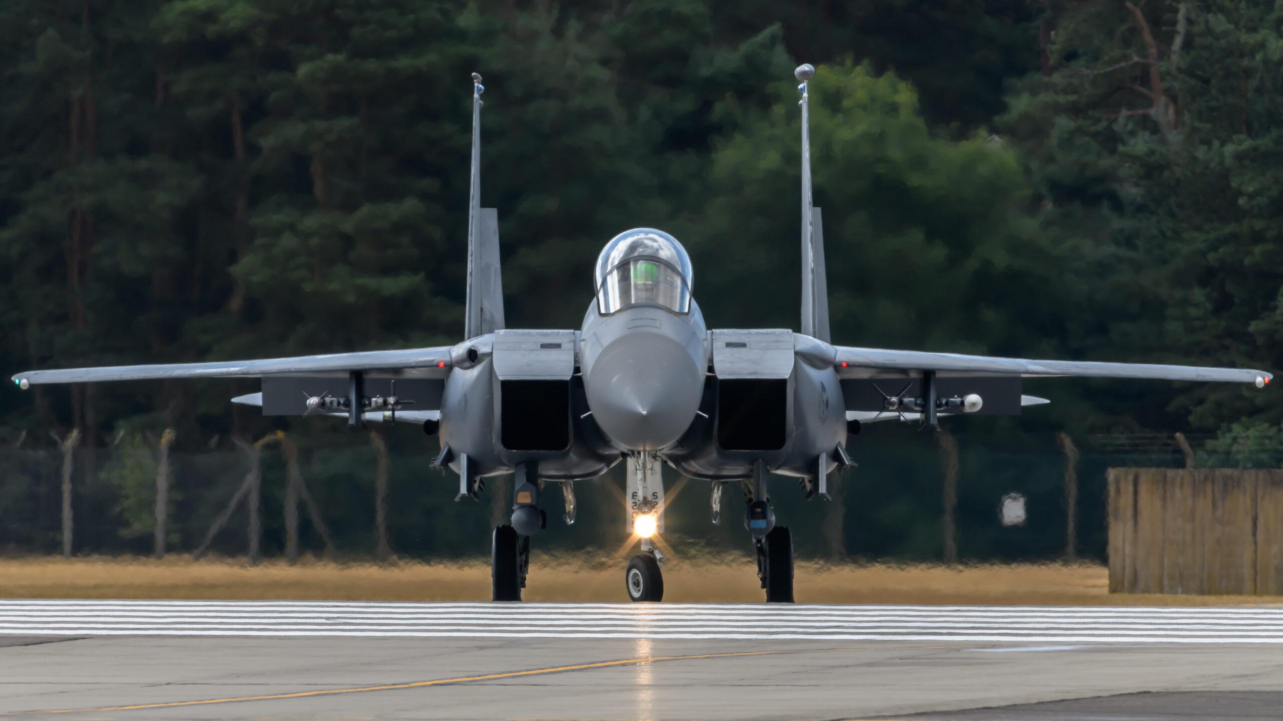 F-15 Eagle Aircraft